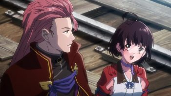 »Kabaneri of the Iron Fortress« erscheint bei KAZÉ Anime